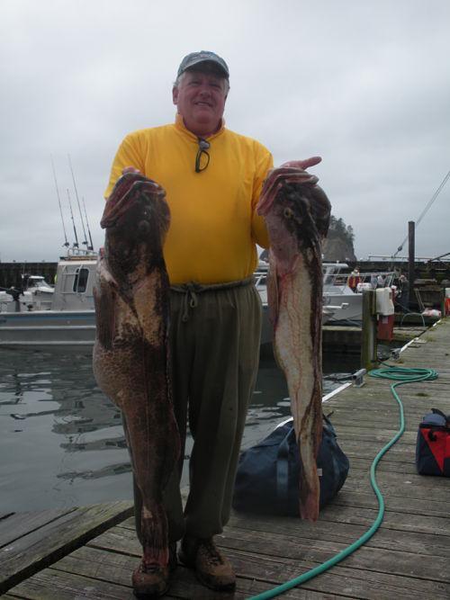 Olympic peninsula fishing guide washington ocean charters for Fishing guides washington state