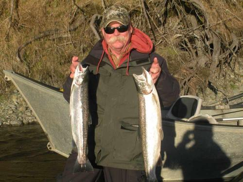 Olympic Peninsula Fishing Guide Washington Ocean Charters
