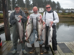 King Salmon Fishing Guide Charters