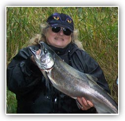 Salmon Fishing Guide Service