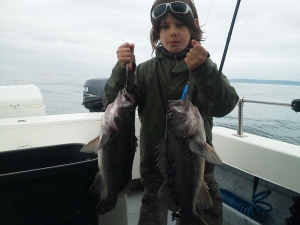 Sea Bass Fishing Guide Charters