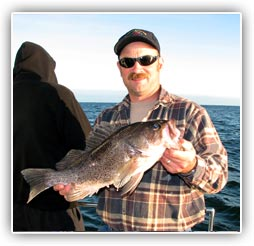 Sea Bass Fishing