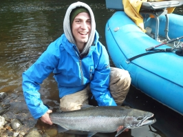 Steelhead Fishing Guide Service