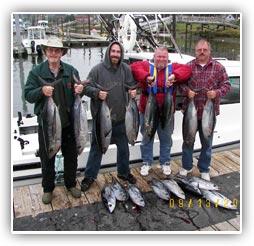 Tuna Fishing Charters